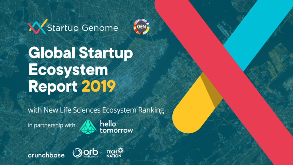 Startup Genome: Global Startup Ecosystem Report 2019